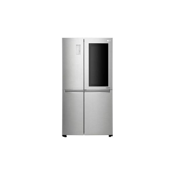 LG GC-Q247CSBV Kulkas Side by Side InstaView Door-in-Door