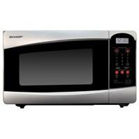 SHARP R25C1SIN Microwave with Ramen Menu 1