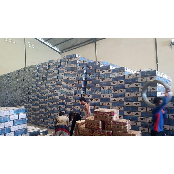 """Sekrup Gypsum 6 x 1 """" (20 Kg / 16.000 Pcs)"""