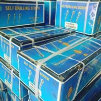 Jual Baut Roofing 12x60 (500Pcs)