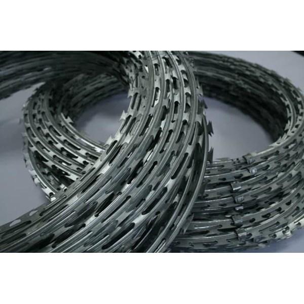Kawat Duri Silet Razor Wire CBT 65