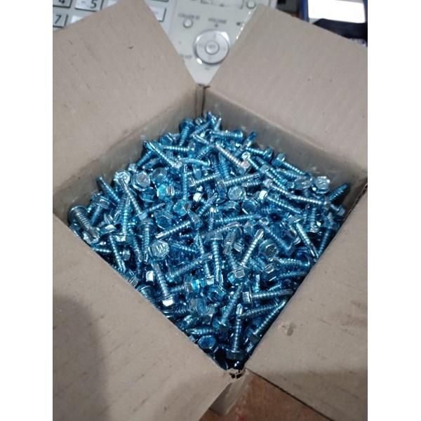 Scrup Baja Ringan 10x19 (1 Box 1000 Pcs)