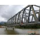 Jembatan Girder Baja Konstruksi Jembatan Rangka Baja Truss 1