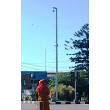 Tiang Besi Untuk CCTV