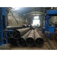 Jual Tiang High Mast Automatic Lowering System (tiang besi poligonal) 2