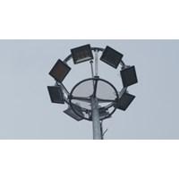 Tiang Lampu Highmast