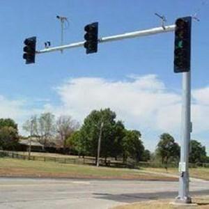 Dari Pipa Besi Baja Galvanis untuk Tiang persinyalan traffic light dan rambu lalu lintas apill 1