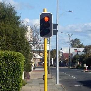 Pipa Besi Baja Galvanis untuk Tiang persinyalan traffic light dan rambu lalu lintas apill
