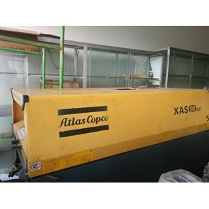 Rental Unit Atlas Copco Air Compressor Dryer System Xas 90 Dd7