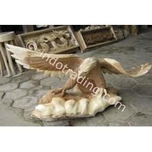 Patung Burung Elang 100Cm