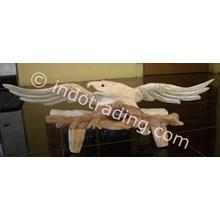 Patung Burung Elang 30Cm