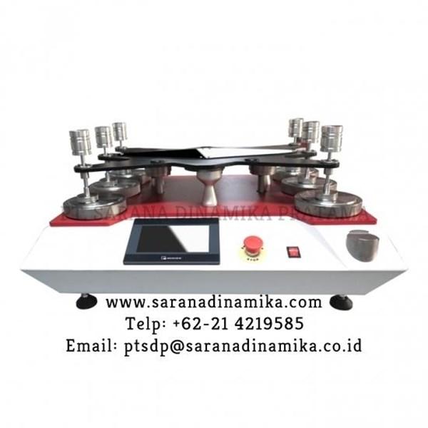 Martindale Abrasion and Pilling Tester GT-C13B - Alat Uji dan Mesin