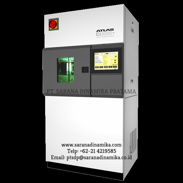 Ci3000+ - Alat Uji dan Mesin