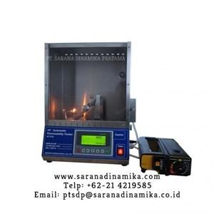 45 Degree Automatic Flammability Tester GT-C32- Alat Uji dan Mesin
