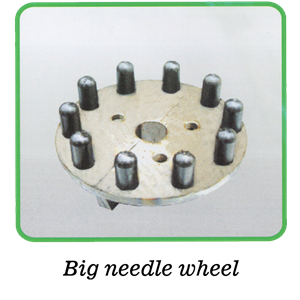 Bearing Needle Wheel