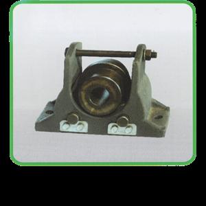Two-wheel dust bearing