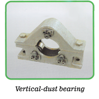 Vertical-dust bearing 1