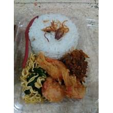 Nasi Udang Tongkol 2