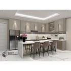 Desain Interior Pantry/ Kitchen 1