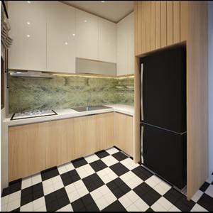 Wet Kitchen  By Best Architect & Interior