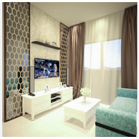 Living Room Interior  By Best Architect & Interior