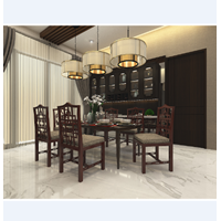Dining Room Chinoseries By Best Architect & Interior