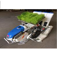 Mesin Tanam Padi / Rice Transplanter 4 Alur Tanam type 2ZS 4K