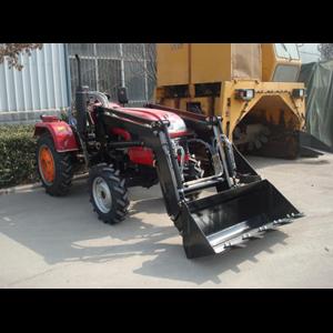 Dari Traktor AP354 with front loader 0