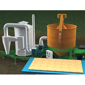 From Mobile Grain Dryer AP 6HG4.5A 4