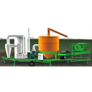 From Mobile Grain Dryer AP 6HG4.5A 5