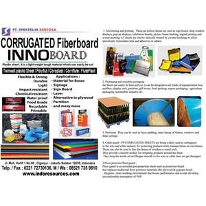 Impraboard Plastik Board