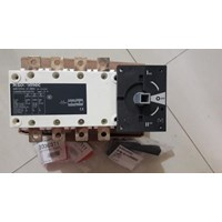 Jual Changeover Switch COS/OHM SAKLAR 4P 200A SOCOMEC