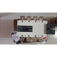 Changeover Switch COS/OHM SAKLAR 4P 630A SOCOMEC