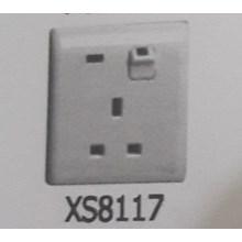 Surface Socket Outlet 13 AMP BS Socket Outlets xs8117 Hager