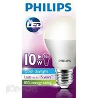 Lampu LED Bulb 10w=85w E27 230V CDL - WW