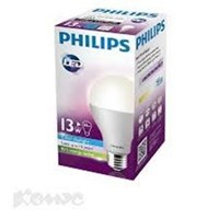 Lampu LED Bulb 13W=85W E27 230V CDL - WW PHILIPS