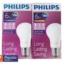 Lampu LED BUlB 6=50w cdl -ww PHILIPS