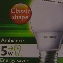 Lampu Bohlam PHILIPS AMBIANCE A55 5W