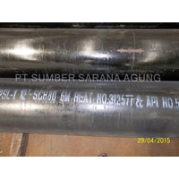 Pipa Seamless Carbon Steel Sch 80&160