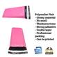 Amplop Plastik Polymailer – Pink