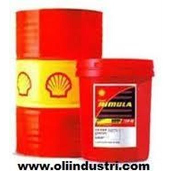 Pelumas shell Omala S4 GX 460
