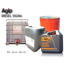 Agip Diesel Sigma Oil And Lubricant
