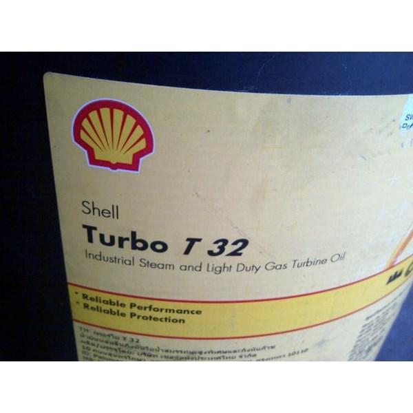 Oli Shell Turbo T32