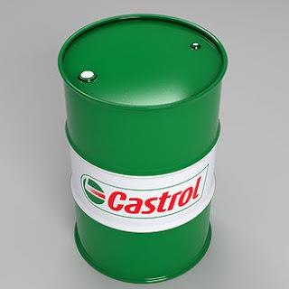 Sell Oli Castrol Gas Engine Duratec L 1 Drum From