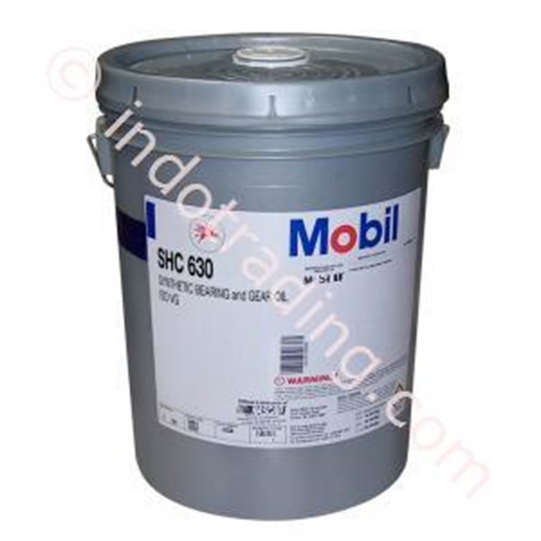 Oli Mobil Shc 630 Synthetic