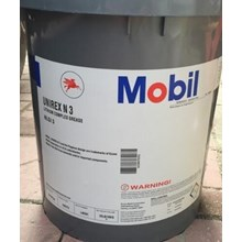Mobil Unirex N 3  Lubricating Grease