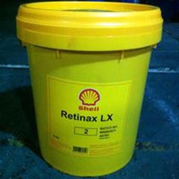 Minyak Gemuk Shell Retinax Lx
