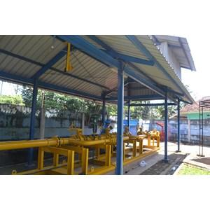 Kalibrasi Metering Sistem Meter Gas Orifice By PT Maslim Pratama