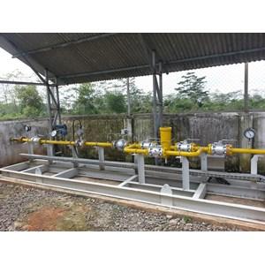 Kalibrasi Metering Sistem Turbin Flow Meter By PT Maslim Pratama