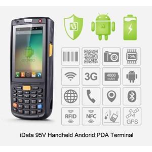 Scanner - Idata 95V Mobile Computer Android Barcode Scanner